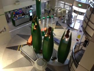 札幌市下水道科学館を視察